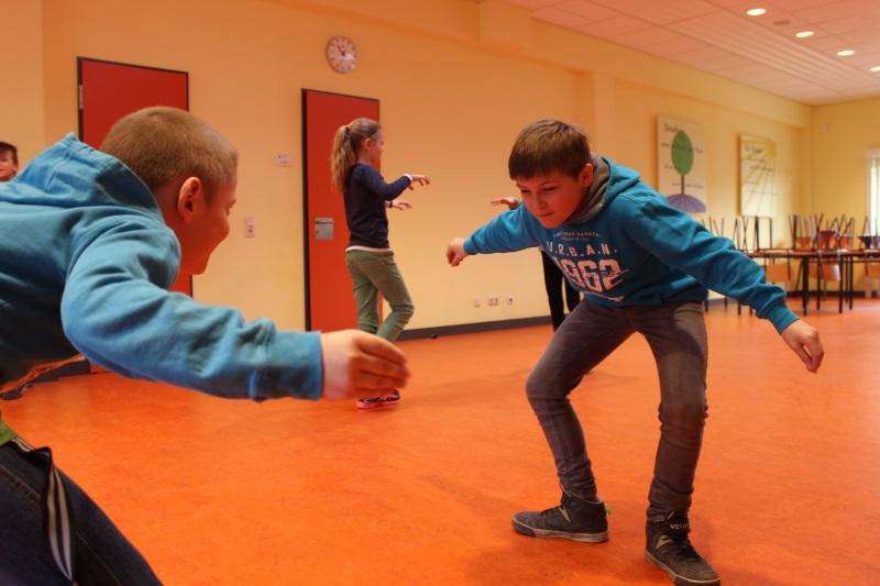 Wokshop Fröbel Grundschule