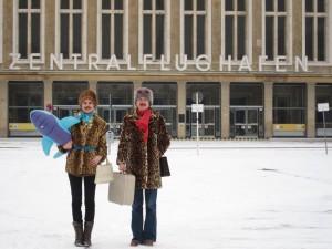 Kathy Prell und Christina Kämper