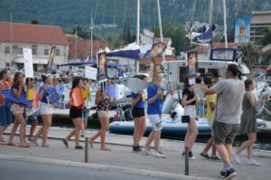 Prozession Kotor