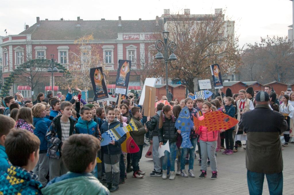 Smederevo Prozession